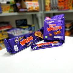 Cadbury Wispa печенье бисквитное 124 гр