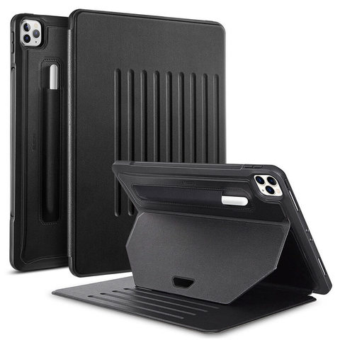 Противоударный чехол ESR Sentry Stand Case для iPad Pro 11 2020 (черный)