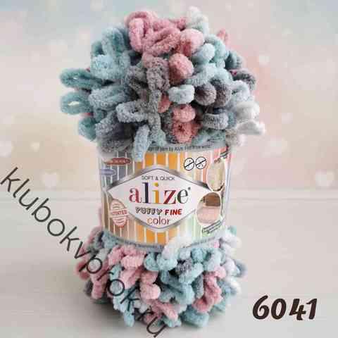 ALIZE PUFFY FINE COLOR 6041,