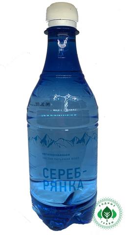 Вода Серебрянка негазированная 500 мл