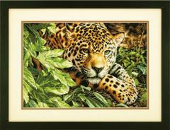 DIMENSIONS Леопард (Leopard in Repose)