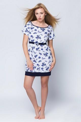 Стильное молодежное платье для дома и отдыха Rosalia