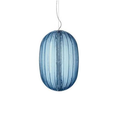 Подвесной светильник копия Plass by Foscarini (синий)