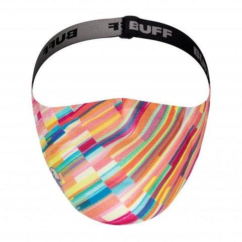 Маска защитная детская Buff Mask Dizen Multi фото 2