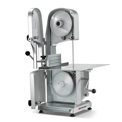 Пила для резки мяса VALEX J210, ( 525х470х850 мм, 0,65 кВт, 220В),  4-180 мм