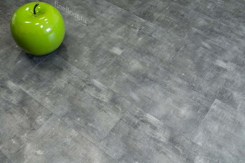 Fine Floor серия 1500 STONE New 43 класс замок (уп. 1,49 м2) Детроит FF-1540