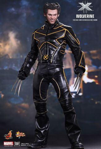 X-Men: The Last Stand - Movie Masterpiece Wolverine