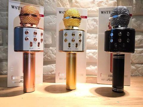 Микрофон караоке беспроводной