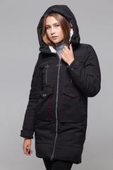Куртка утепленная эко мехом Nadya