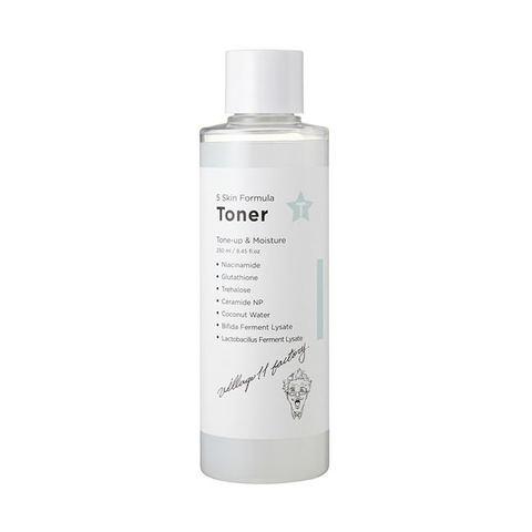 Осветляющий тонер T Skin Formula Toner Village 11 Factory
