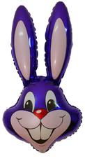 F Мини-фигура, Заяц (фиолетовый), 14