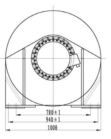 Компактная электрическая лебедка IDJ345-85-340-21.5