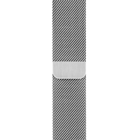 Ремешок Apple Watch 38 mm - Металлический (milanese loop)