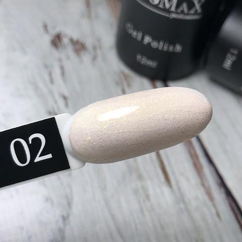 Гель лак без аромата клубники Shine collection №2, 12 мл
