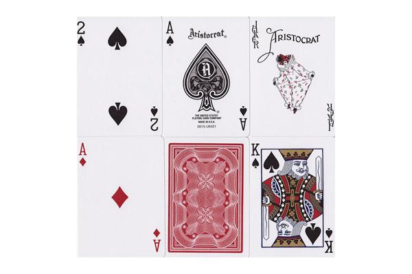 Карты для покера и фокусов