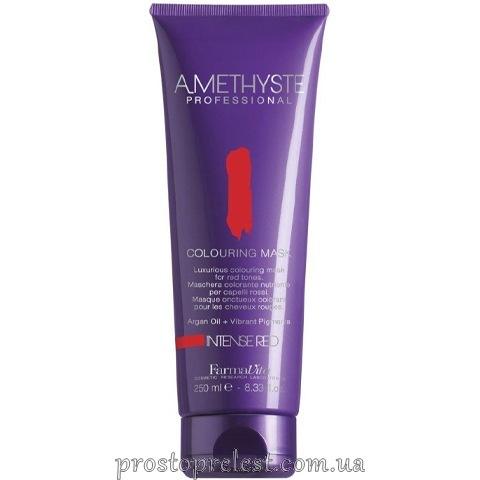 Farmavita Amethyste Colouring Mask Intense Red- Тонуюча маска для волосся