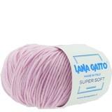 Пряжа Lana Gatto Supersoft 5285 роза