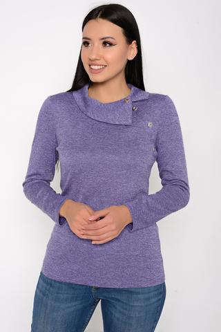 <p>Можно смело гарантировать - этот блузон станет Вашим любимым!<span>(Длины: 46-48=63см; 50-52=64см)</span></p>