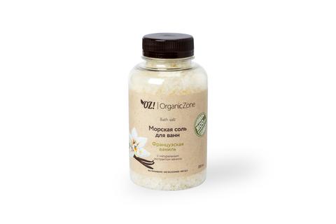 OZ! Соль для ванны Французская ваниль (250 мл)