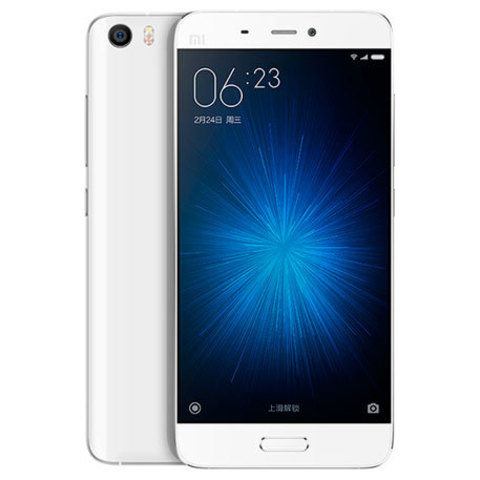 Xiaomi Mi 5 64GB 3D Glass White