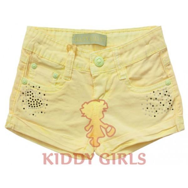Шорты для девочки Bright Summer, Many&Many xf-015 (92-128)