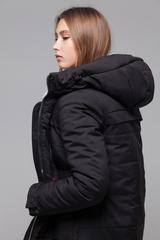 Куртка утепленная эко мехом надяшоп