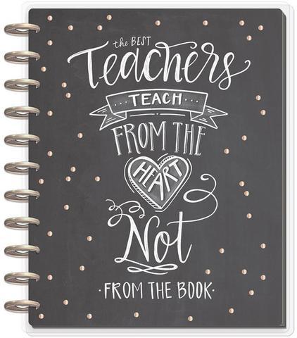 Ежедневник BIG - Happy Memory Keeping™ Planners -BIG Teacher Planner  - Датирован  (август 2020-июль 2021) -  23х28.5см
