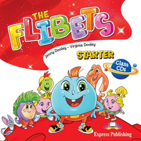 Flibets Starter. Class CDs (set of 2). Аудио CD для работы в классе (2 шт.)