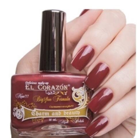 El Corazon Лак  Charm&Beauty  т.876 16мл