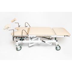 Универсальный смотровой стол КСМ-ПУ-07г с комплектом приспособлений для гинекологии с Регистрационным удостоверением
