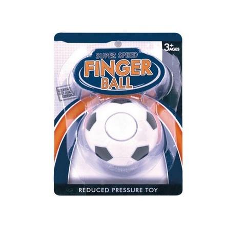 Мячик-волчок FingerBall на карт.под пленкой, 1кор*1бл*5шт