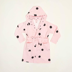 Детский женский халат E21K-84W101