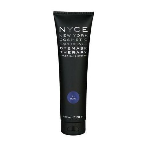 Маска тонирующая Dye Mask Therapy 11 Blue — 150 мл