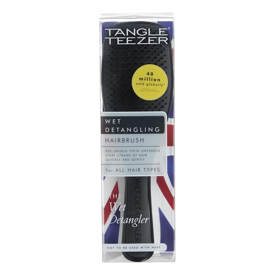 Расческа Tangle Teezer The Wet Detangler Midnight Black