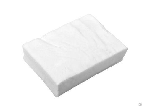 Полотенце Спанлейс Стандарт( 40г/м2), белое 45х90 см, 100 шт/упк. пластом