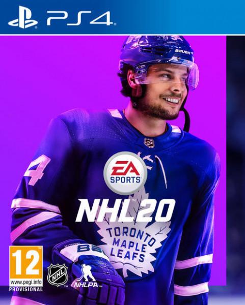 NHL 20 [PS4, русские субтитры]