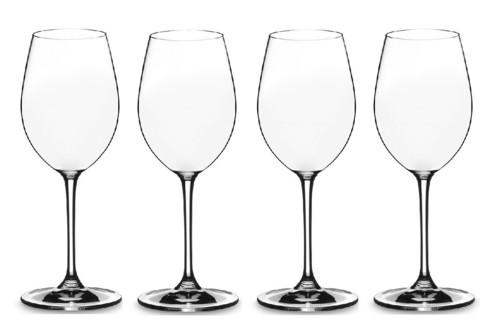 Набор из 4-х бокалов для вина Sauvignon Blanc/Dessertwine 350 мл, артикул 5416/47 Sauvignon. Серия Vinum
