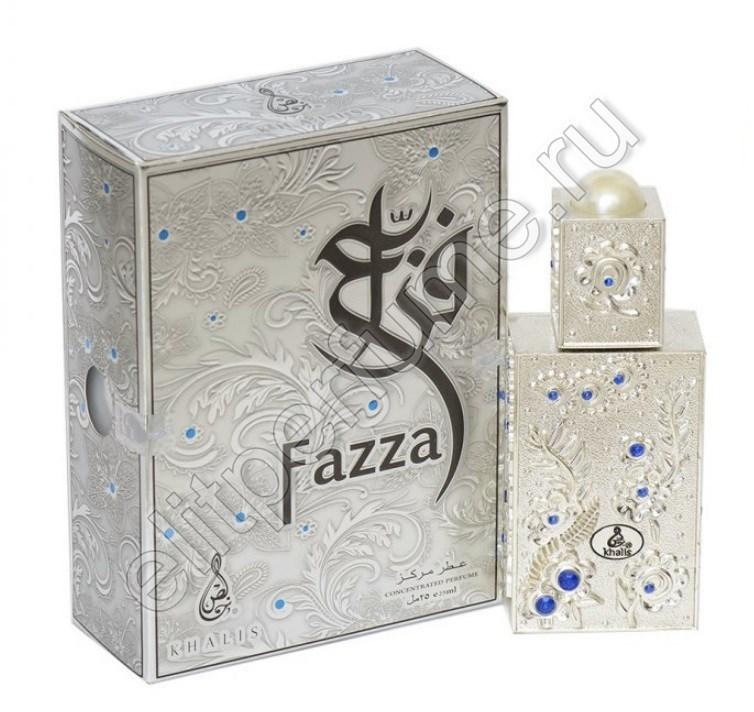 Пробник для Fazza Фазза 1 мл арабские масляные духи от Халис Khalis Perfumes