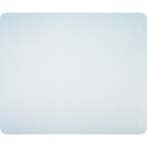 Коврик на стол Attache 55x65см ПВХ прозрачный синий, eco