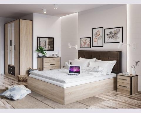 Спальня модульная ЛИРИКА-13