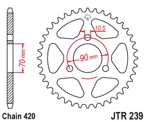 JTR239