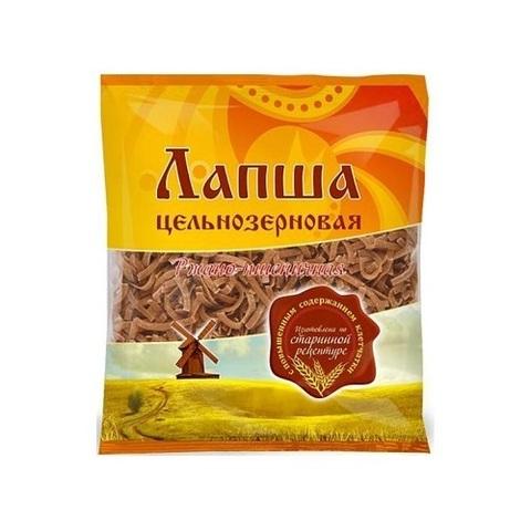 Лапша ржано-пшеничная, Дивинка, цельнозерновая, 300 г
