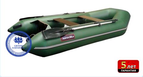 Лодка ПВХ Хантер 290 ЛК