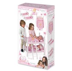 Кроватка для куклы двухъярусная серии