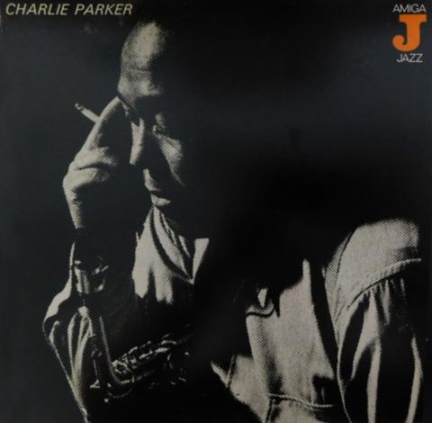 Виниловая пластинка. Charlie Parker 
