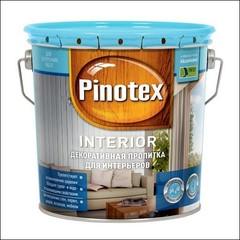 Средство для отделки древесины Pinotex INTERIOR (орегон)