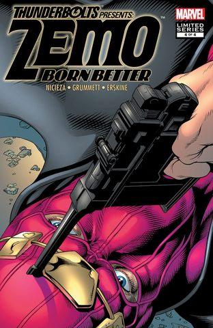 Thunderbolts Presents: Zemo Born Better #4