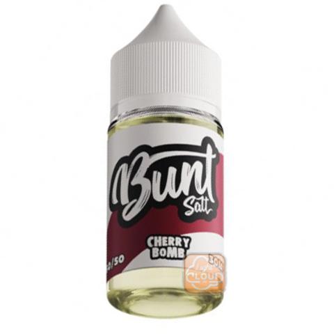 Cherry Bomb by BUNT Salt 30мл