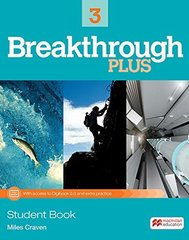 Breakthrough Plus 3 SB +Digibook