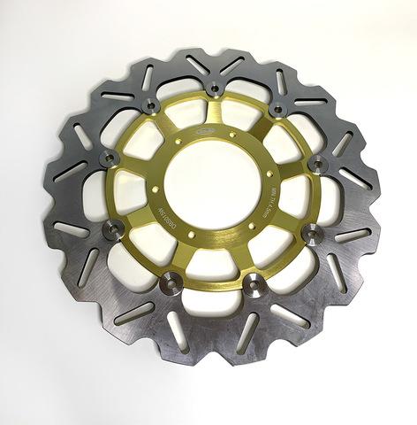 Передние тормозные диски ARASHI для Honda CBR600RR 03-12, CBR1000 RR 04-05